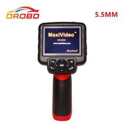 Großhandel Neuestes originales Autel Maxivideo MV400 Digital-Videoskop mit 5,5 mm Durchmesser Scanner für die Scanner-Kopfinspektion