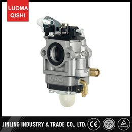 grass brush cutter Canada - 1pc cg430 Carburetor to Fit Mitsubishi TL43 cg520 brush cutter grass trimmer TL52