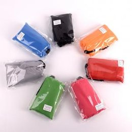Wholesale 100 cm Outdoor Waterproof Beach Blanket Portable Camping Picnic Sand Mat Travel Foldable Pocket Pad with bag AAA1694