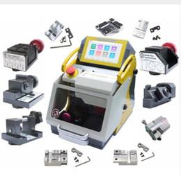 Saab audi online shopping - New Newest SEC E9 Clamps CNC Automatic Key Cutting Machine For Car Keys House Keys Better Than Slica I80 Key Machine