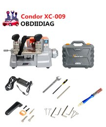 Discount condor key machine - High Standard Single Cutter Condor XC-009 Key Cutting Machine for Single-Sided and Double-sided Keys