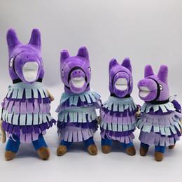 AnimAl gAmes online shopping - Fortnite Troll Stash Llama Figure Doll Soft Stuffed Animal Toys Fortnite Stash Llama Plush Toy cartoon Stuffed doll cm cm plush toy