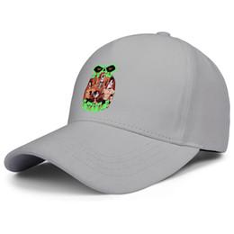 Art People Australia - Casual Men Women visor cap Gallery Misfits Art people fitted baseball hats Messy hats All Cotton