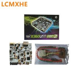 Venta al por mayor de Alta calidad nuevo TX X360 USB PRO V2 X360USBPRO2, X360USB PRO 2 X360USBPRO V2 para xbox 360