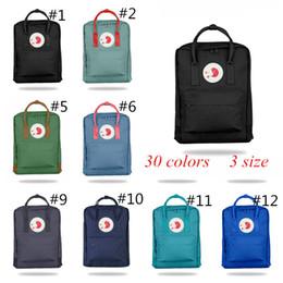 $enCountryForm.capitalKeyWord Australia - Designer Swedish Fox Student Waterproof Backpack Fashion Style Design Bag Junior High School Canvas Backpack Sports Handbag