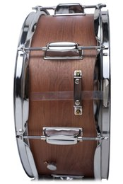 14 Snare Drum Hickory 14x5,5 Pappel Holzschale Percussion Kit Set im Angebot