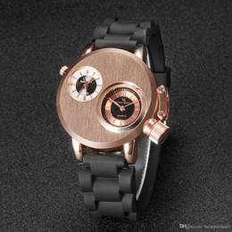 V6 Men Watch Australia - New men watch 2018 New V6 Super Speed Silicone Quartz 3D surface Male Hour Clock Analog Military Big Dial Sport Man Watch