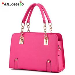 $enCountryForm.capitalKeyWord Australia - Fgjllogjgso Women Shoulder Bags 2018 Female Pu Leather Handbag Sac A Main For Lady Luxury Handbag Designer Tote Brand Handbag Y19061903
