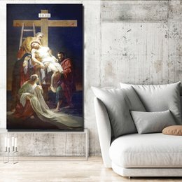 $enCountryForm.capitalKeyWord Australia - Good Friday Poster Jesus Christ Religious Observan Canvas Painting Living Room Home Modern Wall Art Painting Picture For Living Room
