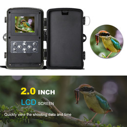Motion Games Australia - 4G 1080P 16MP Infrared Hunting Camera Trail Camera with night Vision Motion Activated Game Cameras Waterproof Wildlife Cam