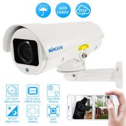 Indoor Hd Cctv Camera Australia - Video WiFi IP Camera Home Security Surveillance System Night Vision CCTV Camera HD 1080P HD Baby Monitor for Indoor Outdoor