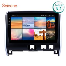Nissan Audio Australia - Seicane Car Multimedia Player Bluetooth Wifi GPS Navigation For 2016 2017 2018 Nissan Serena 10.1 Inch Android 8.1 2din Audio