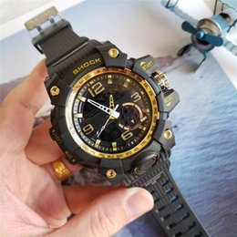 $enCountryForm.capitalKeyWord NZ - GWG Men PRW Sports Electronic chronograph wristwatch ga 100 110 Men's g Watch Big Dial Digital waterproof LED male shock Wrist Watches g 110