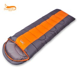 Fleece bags online shopping - Ultra Light SleepingBag Widen Outdoors Double Person Adult Travell Camping Double Person Heat Preservation Colors Mix Convenient sm3f1