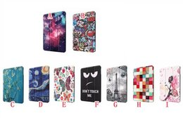 $enCountryForm.capitalKeyWord Australia - Smart Sleep Wake Up Magnetic Cartoon Wallet Leather Case For Ipad Mini 5 4 IPad Mini5 MINI4 Tablet Owl Sky Stand Holder Skin Cover 30pcs