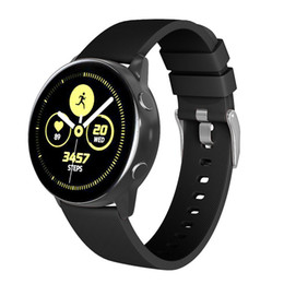 $enCountryForm.capitalKeyWord Australia - 2019 New For Samsung Galaxy Watch Active 20mm for galaxy watch 42mm Soft Silicone Band Replacement Band Wrist Strap Sport Bracelet