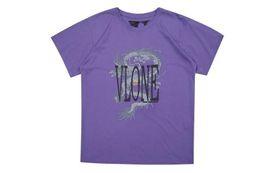 $enCountryForm.capitalKeyWord Australia - VLONE China Dragon Limited Print Tee Mens Designer T Shirts Womens High Quality Black White Purple Hip Hop Short Sleeve HFSSTX247