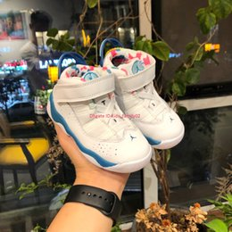 $enCountryForm.capitalKeyWord Australia - Kids designer shoes boys and girls autumn basketball shoes cute high-top design shock-absorbing non-slip shoes Eursize 26-35