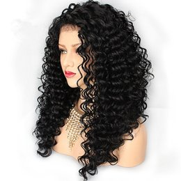 prices for brazilian hair 2019 - Cheap Price Lace Front Wig Brazilian Deep Wave Lace Wig For Women Remy Lace Front Human Hair Wigs With Nature Hairline c