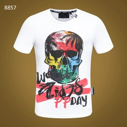 medusa 3d tee shirt NZ - #6378 Hip Hop Men T Shirt 3D Skulls Medusa Fashion Letter Short Sleeve Tops Tees Casual Man Tshirt Summer Gym Crew Neck T-Shirts