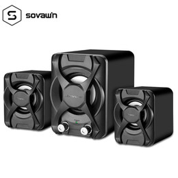5w speakers computer bass wired subwoofer stereo full-range usb portable  mini desktop speaker for computer mp3 laptop smartphone