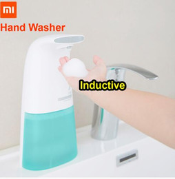 Auto soAp dispensers online shopping - Xiaomi Mijia Auto Induction Foaming Hand Wash Washer Automatic Soap Dispenser s Infrared induction For Baby and Family