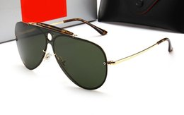 Mens colorful sunglasses online shopping - High quality mens womens polarized sunglasses luxury Sun sunglasses fashion colorful men sunglasses with Original cases and box