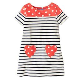 ad5385476 Una línea de vestidos de niña traje de princesa 2019 marca bebé vestido de  niña traje de verano para niños ropa Vestidos niños vestido de cumpleaños