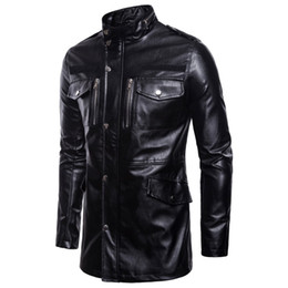$enCountryForm.capitalKeyWord Australia - New Classic Motorcycle Jacket Men Pigskin Moto Jacket Motorcycle Clothing Biker Coats Windproof Large size 5XL
