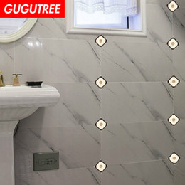 $enCountryForm.capitalKeyWord Australia - Decorate home 3D ceramic tile cartoon art wall sticker decoration Decals mural painting Removable Decor Wallpaper G-2529
