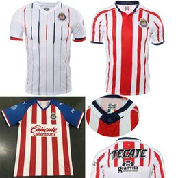 $enCountryForm.capitalKeyWord Canada - 2019 20 Chivas Guadalajara soccer jerseys red home white away jerseys Camiseta de futbol away black Mexico Liga MX Club America shirt