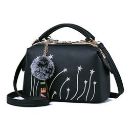 $enCountryForm.capitalKeyWord Australia - Women Handbags New Tide Female Bag Simple Shoulder Bags Ladies Star women's Messenger for Lady Totes Fashion Party Pack