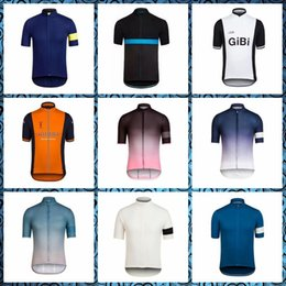 Wholesale 2019 New RAPHA team Cycling Short Sleeves jersey Summer Men s Bike Clothes Ropa Ciclismo Factory direct sales U51424