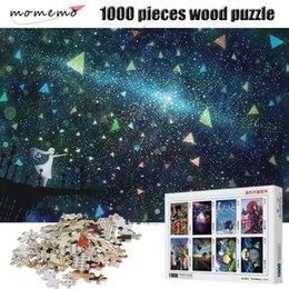 $enCountryForm.capitalKeyWord NZ - MOMEMO Fantasy Night Puzzle 1000 Pieces Wooden Jigsaw Puzzle 1000 Pieces Adult Puzzles Cartoon Figure Children Educational Toys