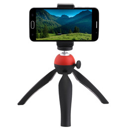 CompaCt tripods online shopping - Mini Small Universal Tabletop Handheld Compact Digital Phone Camera Holder Tripod