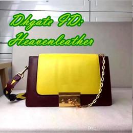 $enCountryForm.capitalKeyWord Australia - DML- sherryfactoryoutlets !!! Best A+Quality 100% Cowhide shoulder bag, ladies designer bags, Genuine Leather Bags. size:28*8*17cm