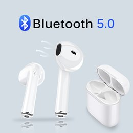 $enCountryForm.capitalKeyWord Canada - I9 I9S Tws Bluetooth V5.0 Earbuds Mini Wireless Earphones Headset Sports Stereo Headphone for iPhone IOS Android with Retail Package