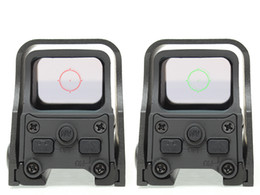 Tactical 552 Holographic Sight Red and Green Dot Hunting Rifle Scope with 20mm Rail Mount on Sale