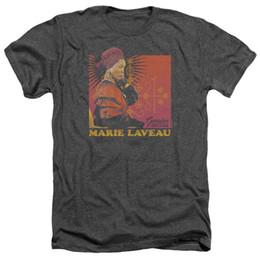 $enCountryForm.capitalKeyWord Australia - American Horror Story Marie Laveau GENUINE LUCKY CHARM Heather T-Shirt All Sizes free shipping Unisex Casual Tshirt top