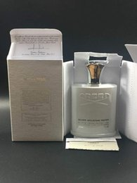 Good cabinets online shopping - Fast Delivery Christmas perfumes Creed sliver mountain water for men ml with long lasting time good smell free ship