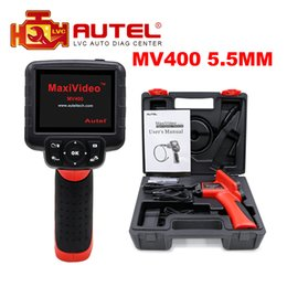 $enCountryForm.capitalKeyWord Australia - Autel Maxivideo MV400 Digital Videoscope with 5.5mm diameter imager head inspection camera MV 400 Multipurpose