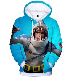 boys hoodies sale UK - New Hot sale Men Women 3D Print Battle Royale Games Hoodie Sweatshirt plus size 4XL Hip-Hop Boy girl Casual Hoodie Fall Outfit