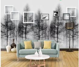 $enCountryForm.capitalKeyWord Australia - wallpaper for walls 3 d for living room Modern abstract black and white grove photo frame art sofa tv background wall