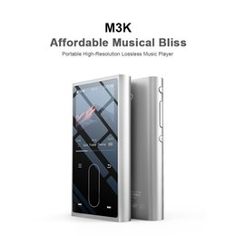 Discount mp3 player chip - Gift + FIIO M3K Mini HIFI Hi-Res Lossless Portable Music Player MP3 AK4376A DAC chips High-fidelity recording