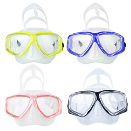 $enCountryForm.capitalKeyWord NZ - Swimming Diving Glasses Snorkel Set Anti Fog Film Diving Mask Tempered Glass Goggle Swimming Snorkeling Summer Supplies
