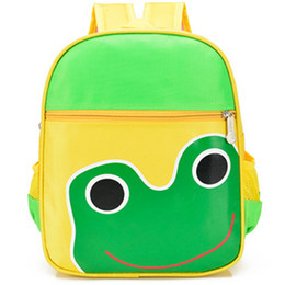 $enCountryForm.capitalKeyWord Canada - Cute Cartoon Backpack School Bag Kindergarten Bag for Toddler Kids Boy Girl