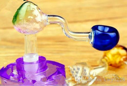 $enCountryForm.capitalKeyWord Australia - Hookah accessories [strawberry pot] concave head Wholesale Glass bongs Oil Burner Glass Water Pipes Oil Rigs Smoking Free