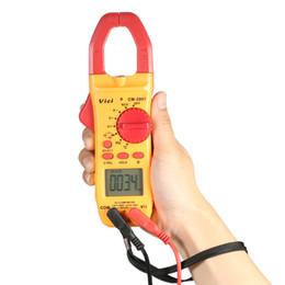 Clamp Multimeter Ac Dc Australia - Digital Clamp Meter Multimeter Ac  Dc Voltage Ac Current Capacitance Temperature Resistance Diode Tester Diagnostic -Tool