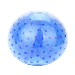 squishy balls NZ - Squeeze soft Spongy Bead Stress Ball Toy Squeezable Stress Squishy Toy Stress Relief Ball Funny Gift Z0325