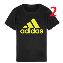 $enCountryForm.capitalKeyWord UK - hot Boys clothing Girls Children's Clothes T cute T-shirt Short Sleeve In Large Child 2019 Summer Wear New Pattern Bottoming Shirt